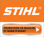 Circulaire promotions automne 2018 Stihl
