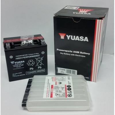Batterie de vtt YUASA