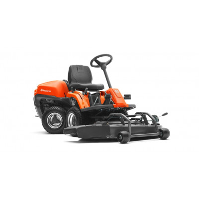 Tracteur à pelouse husqvarna Rider120s