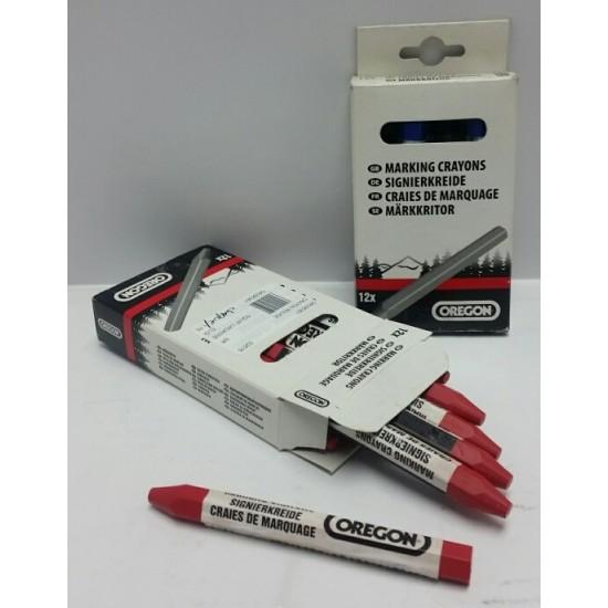 Crayon de cire pour marquer billots
